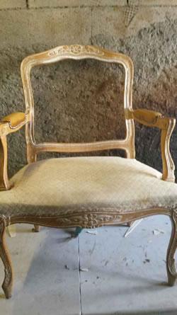 Prix tarif rempaillage cannage chaise fauteil for Cannage chaise paris